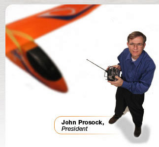 John Prosock, President of John Prosock Machine, Inc.